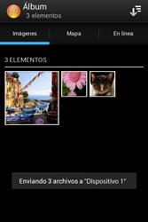 Sony Xperia E - Bluetooth - Transferir archivos a través de Bluetooth - Paso 11