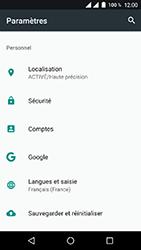 Wiko Tommy 2 - Sécuriser votre mobile - Personnaliser le code PIN de votre carte SIM - Étape 4