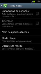 Samsung I9300 Galaxy S III - Internet - configuration manuelle - Étape 7