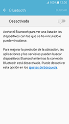 Samsung Galaxy J5 (2016) - Bluetooth - Conectar dispositivos a través de Bluetooth - Paso 5