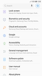 Samsung A320F Galaxy A3 (2017) - Android Oreo - Device - Software update - Step 5