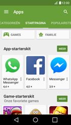 LG K4 - Applicaties - Downloaden - Stap 5