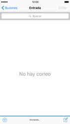 Apple iPhone 6 iOS 10 - E-mail - Escribir y enviar un correo electrónico - Paso 15