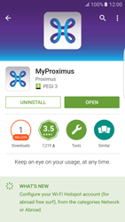Samsung Galaxy S6 Edge - Android M - Applications - MyProximus - Step 8