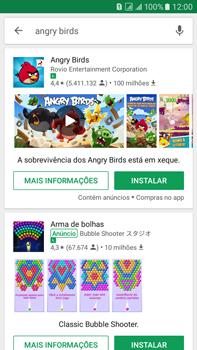 Samsung Galaxy On 7 - Aplicativos - Como baixar aplicativos - Etapa 14