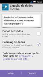Alcatel POP C7 - Primeiros passos - Como ligar o telemóvel pela primeira vez -  7