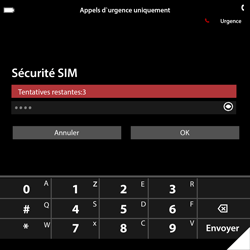 BlackBerry Passport - Mms - Configuration manuelle - Étape 17