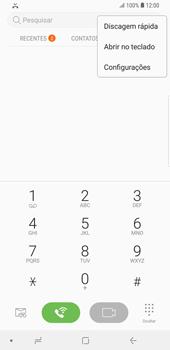 Samsung Galaxy S9 Plus - Chamadas - Como bloquear chamadas de um número específico - Etapa 7