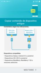 Samsung Galaxy S7 - Primeros pasos - Activar el equipo - Paso 20