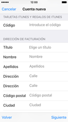 Apple iPhone SE - Aplicaciones - Tienda de aplicaciones - Paso 20