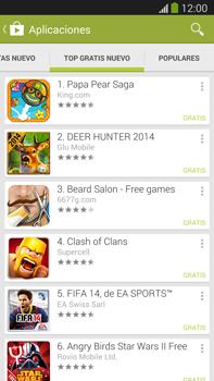 Samsung Galaxy Note 3 - Aplicaciones - Descargar aplicaciones - Paso 12