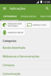 Samsung Galaxy Young II - Aplicações - Como pesquisar e instalar aplicações -  6