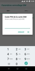 Wiko Harry 2 - Sécurité - modifier SIM PIN - Étape 8