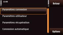 Nokia N97 Mini - E-mail - Configuration manuelle - Étape 21