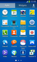 Samsung Galaxy Ace 3 LTE - Email - Adicionar conta de email -  3