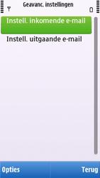 Nokia C6-00 - E-mail - e-mail instellen: POP3 - Stap 16