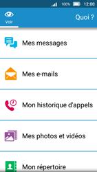 Doro 8031 - E-mails - Ajouter ou modifier un compte e-mail - Étape 4