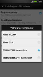 HTC One - Netwerk - 4G/LTE inschakelen - Stap 6
