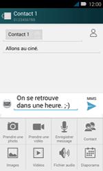 Huawei Y3 - MMS - envoi d'images - Étape 11