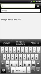 HTC Z715e Sensation XE - E-mail - envoyer un e-mail - Étape 4