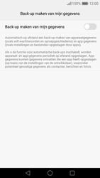 Huawei Nova - Device maintenance - Back up - Stap 9
