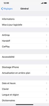 Apple iPhone XS - Appareil - Mises à jour - Étape 5