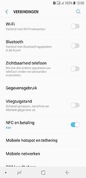 Samsung galaxy-j6-sm-j600fn-ds - WiFi - Verbinden met een netwerk - Stap 5