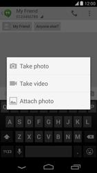 LG D821 Google Nexus 5 - MMS - Sending a picture message - Step 7
