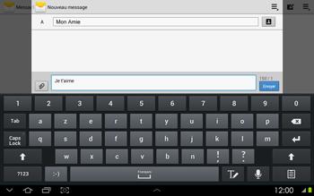 Samsung P5100 Galaxy Tab 2 10-1 - MMS - envoi d'images - Étape 8