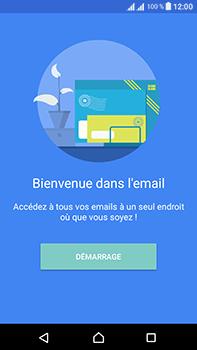 Sony Xperia L1 - E-mails - Ajouter ou modifier un compte e-mail - Étape 4