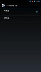 Wiko Stairway - Mensajería - Configurar el equipo para mensajes multimedia - Paso 17