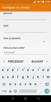 ZTE Blade V9 - E-mail - Configuration manuelle - Étape 17