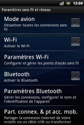 Sony Ericsson Xperia Mini Pro - Bluetooth - connexion Bluetooth - Étape 7