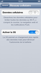 Apple iPhone 5 - Internet - Configuration manuelle - Étape 5