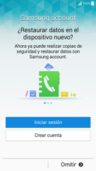 Samsung Galaxy A3 - Primeros pasos - Activar el equipo - Paso 12