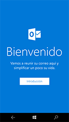 Microsoft Lumia 950 - E-mail - Configurar Outlook.com - Paso 4