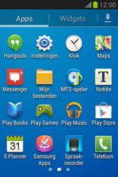 Samsung S6790 Galaxy Fame Lite - Mms - Handmatig instellen - Stap 3