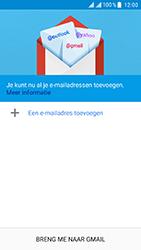 ZTE Blade V8 - E-mail - Handmatig instellen (gmail) - Stap 6