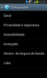 Samsung GT-I8552B Galaxy Win Duos - Internet (APN) - Como configurar a internet do seu aparelho (APN Nextel) - Etapa 22