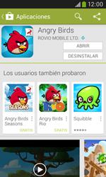 Samsung S7580 Galaxy Trend Plus - Aplicaciones - Descargar aplicaciones - Paso 19