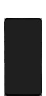 Samsung Galaxy S10 - Toestel - simkaart plaatsen - Stap 7