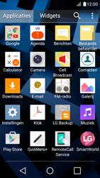 LG K4 - E-mail - Bericht met attachment versturen - Stap 3