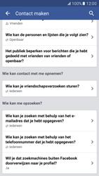 Samsung Galaxy S7 - Privacy - Privacy instellingen van Facebook aanpassen - Stap 34