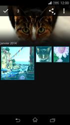 Sony Xpéria E3 - Photos, vidéos, musique - Envoyer une photo via Bluetooth - Étape 7