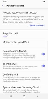 Samsung Galaxy S9 Plus - Android Pie - Internet - configuration manuelle - Étape 29