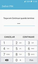 Samsung Galaxy Xcover 3 (G389) - Segurança - Como ativar o código de bloqueio do ecrã -  8