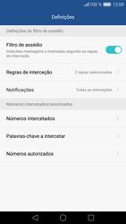 Huawei P9 Lite - Chamadas - Como bloquear chamadas de um número -  6