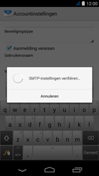 Acer Liquid Jade S - E-mail - Account instellen (IMAP met SMTP-verificatie) - Stap 16