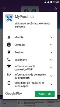 OnePlus 2 - Applications - MyProximus - Étape 8