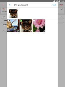 Samsung Galaxy Tab A 9.7 - E-mail - E-mails verzenden - Stap 17